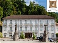 Hotel do Templo 4*: 1 ou 2 Noites de Pura Tranquilidade em Braga com Pequeno-Almoço e Spa. Relaxe
