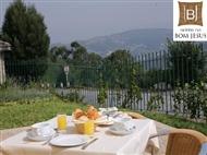Hotel do Lago: 1 ou 2 Noites em clima de Romance em Braga. Namore muito e Relaxe.