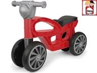 Andador Mota Mini Custom Ride-on. Diversão garantida com 4 rodas para dar maior estabilidade