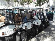 Passeio de TUK TUK ECOLÓGICO pela Maravilhosa zona Histórica de Lisboa até 5 pessoas com a 7Hills.