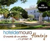 Hotel de Moura: Estadia num Palácio Encantado no Alentejo. Uma história para contar ...