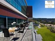 Exe Penafiel Park Hotel & Spa 4*: 1 Noite com Pequeno-almoço, Jantar Buffet, Spa e Massagem.