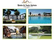 Réveillon no Hotel Rural Quinta de Santo António 4* com Jantar, Bar aberto, Música ao Vivo e Brunch.