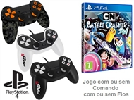 PS4: Jogo CARTOON NETWORK - BATTLE CRASHERS com ou sem Comando com ou sem Fios.