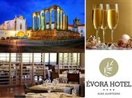 ÉVORA HOTEL 4*: Réveillon na Cidade Património. Até 4 noites com Jantar, Brunch e Animação.