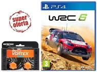 PS4: Jogo WRC 6 com Control Freek - Edição Limitada. Para que nunca te falte atrito!