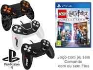 PS4: Jogo LEGO - HARRY POTTER COLLECTION com ou sem Comando com ou sem Fios.