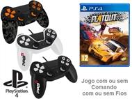 PS4: Jogo FLATOUT 4 - TOTAL INSANITY com ou sem Comando com ou sem Fios.