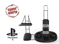 PS4: Charging Station Deluxe All-in-One para Acessórios da PlayStation. Para que tenhas tudo pronto!