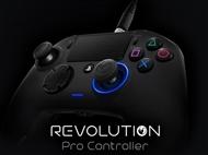 PS4: Comando com Fios REVOLUTION PRO da NACON para PlayStation. Para os verdadeiros jogadores!