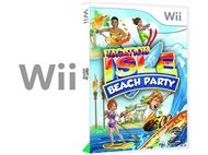 Wii: Jogo VACATION ISLE BEACH PARTY para Nintendo Wii por 19.90€. Atividades, aventuras e diversão