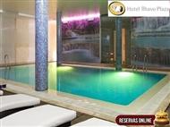 Relaxe no Hotel de Ílhavo Plaza 4* 1 ou 2 Noites com Pequeno-Almoço, Jantar e Massagem. Aproveite