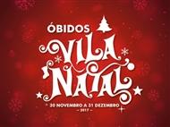 ÓBIDOS VILA NATAL & Caldas Internacional Hotel: 1 Dia na Feira e 1 ou 2 Noites com Meia Pensão.