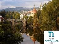 Hotel Navarras: Estadia entre a Beleza das Montanhas e o Rio Tâmega em Amarante.