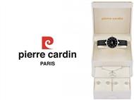 Conjunto Pierre Cardin PCX5588l235 com Relógio, Colar e 2 Pares de Brincos.