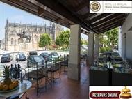 Hotel Lis Batalha Mestre Afonso Domingues 4*: Estadia com Meia Pensão e Entrada no Mosteiro.