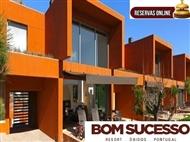 Bom Sucesso Resort 5*: Escapada de 1 Noite em Apartamento de luxo até 6 pessoas em Óbidos.