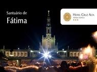 Hotel Cruz Alta: Estadia com Meia-Pensão & Entrada no Museu Interactivo O Milagre de Fátima