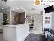 Hotel Genesis: Estadia com Meia-Pensão & Entrada nas Grutas da Moeda. Uma Experiência a não perder
