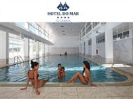 Hotel do Mar 4* em Sesimbra com opção até Pensão Completa, Piscina interior, Sauna e Estacionamento.
