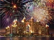 RÉVEILLON no DUBAI: 6 Dias com Hotel 4*, Voo Emirates de Lisboa e Jantar de Gala.