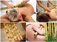 Entre Pindas ou Bambu! Escolha a Massagem no Templo de Gaya no Porto. Vai querer repetir!