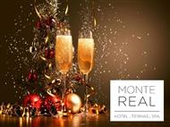Réveillon Palace Hotel Monte Real 4*: 2 Noites, Pequeno-almoço, Jantar de Gala, Animação e Brunch.