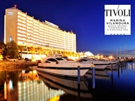 Tivoli Marina Vilamoura 5*: 1 Noite de Alojamento com Pequeno-Almoço. Para uma Escapada aqui perto!