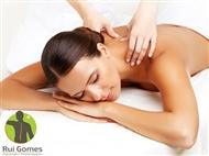 3 Massagens à escolha: Massagem Terapêutica, Relaxamento ou Desportiva em Almada. Qual prefere?