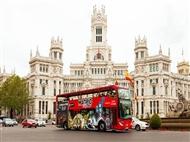 Madrid: 2 Noites em Hotel DormirdCine 4* com Pequeno-Almoço, Voo Lisboa ou Porto e Visitas.