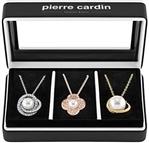 Conjunto Pierre Cardin Sweet Desire com 3 Colares.