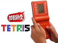 Consola de Tetris, Formula 1, Arkanoid, Frogger, Snake, Space Invader e muitos mais.