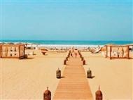 AGADIR: 7 Dias com TUDO INCLUÍDO em Hotel 4* com Voos de Lisboa. Desfrute do Mar e Sol. Reserve Já!