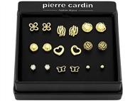 Conjunto Pierre Cardin PJJ0078 com 9 Pares de Brincos.