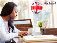 Curso de INGLÊS Online para Principiantes de 55 horas com Certificado da SL-Institute.