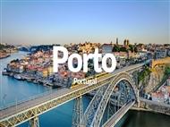 Hotel Moov Porto Norte: 2 Noites com Cruzeiro 6 Pontes e Prova de Vinhos. CRIANÇA GRÁTIS.