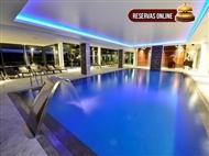 AQUASHOW PARK HOTEL 4* com 1 ou 2 Noites, Opção de Jantar, Piscina Interior, Jacuzzi, Ginásio, etc.