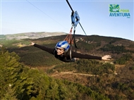 Pena Aventura Park: 3 Dias com Muita Diversão, com Pequeno-Almoço e divirta-se com as Actividades