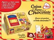 1 ou 2 Caixas de Furos de Chocolates e Gomas da REGINA. Para momentos divertidos e perfeitos