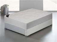 Colchão Viscoelástico Mykonos 3D Organic com 30 cm de Altura e Núcleo HR. PORTES INCLUÍDOS.