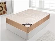 Colchão Viscoelástico Siena 3D Luxury Confort com 27 cm de Altura, Núcleo HR e