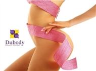 Lipoaspiração não Invasiva:  Biocavitação, Massagem Modeladora e Drenagem Linfática Clínicas Dubody.