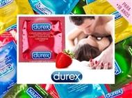 Pack de Preservativos DUREX Red Strawberry 30, 50 ou 100 unidades. Paixão Assegurada!