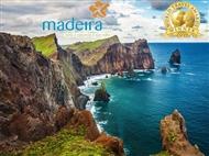 3 Dias na MADEIRA: Voos de Lisboa ou Porto, Hotel de 3* ou 4* com REGIME à sua escolha e Transfers.