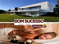 Bom Sucesso Resort 5*: Escapada de 1 Noite com Massagem em Apartamento Luxo até 6 pessoas em Óbidos.