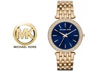 Relógio de Pulso Michael Kors Darci Blue. Um presente para um amor atemporal.
