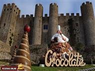 FESTIVAL DO CHOCOLATE & Hotel Água D'Alma: 1 Dia no Festival e 1 ou 2 Noites junto à Lagoa de Óbidos