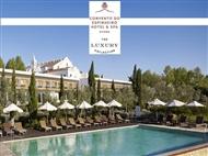 Convento do Espinheiro Luxury Collection Hotel & Spa 5*: Estadia de Luxo com Jantar e Prova de Vinho