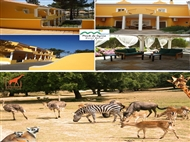 Hotel Rural Monte da Lezíria: Até 2 Noites de estadia e Visita ao BADOCA SAFARI PARK.