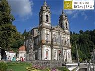 Hotel do Lago 3*: Estadia de 1 ou 2 Noites em clima de Romance em Braga. Namore muito e Relaxe.